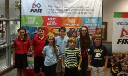 FIRST Lego League Is BACK!