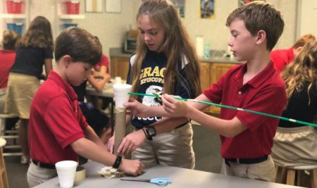 STEM Project – How Best to Move Water when Resources are Limited