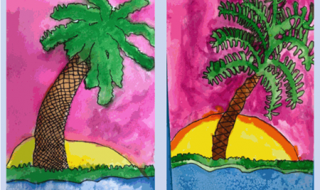 Artists of the Week – Ashley and Madeleine