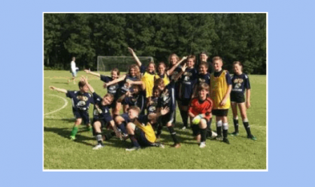 Grace Eagles Soccer Team has a Winning Record