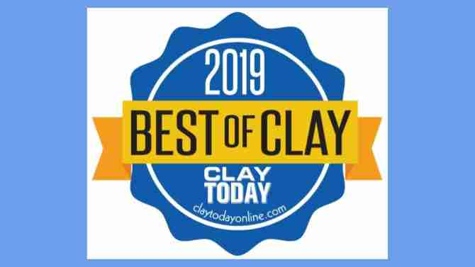 Caption Vote Now for GEDS 2019 Best of Clay by Clay Today