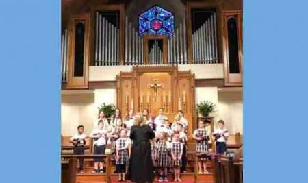 Free After School Children's Choir Practice Beginning April 11th