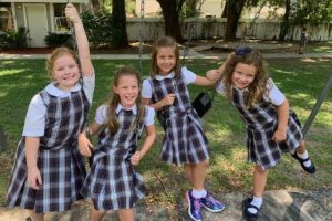 2nd grade girls on swing_resized