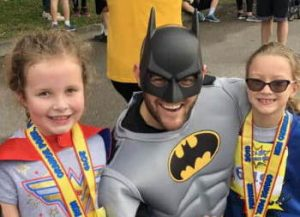 Batman and Girls