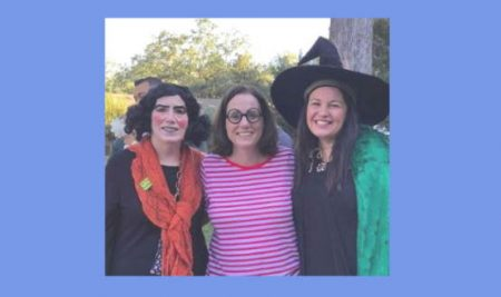 Book Character Parade on Halloween