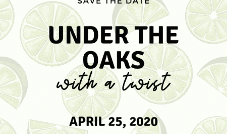 Save the Date: April 25, 2020