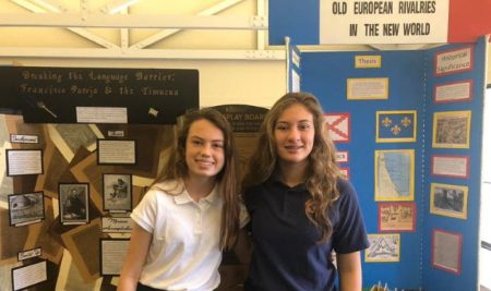 Students Share National History Day Projects