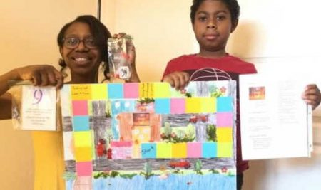 4th Graders Present Florida Projects via Zoom