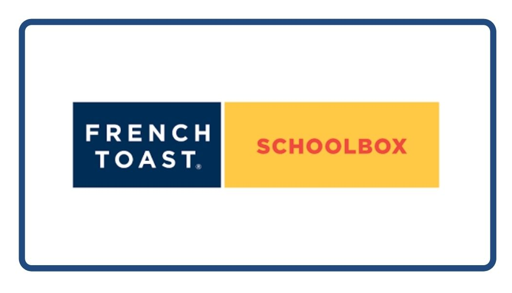 French Toast SchoolBox