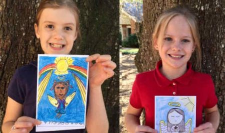 Students Win Angels for Allison Contest