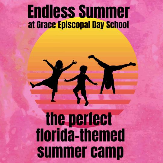 Endless Summer Camp Flyer