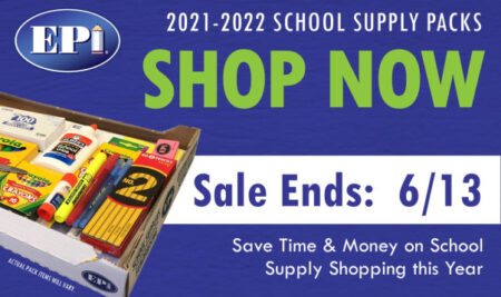 Buy School Supplies Now